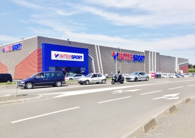 Intersport ORGEVAL - Installation en magasin